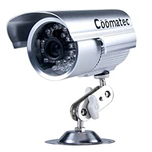 Coomatec 10M Night Vision CCTV DVR W/R Recorder Real-Time 7X24 Loop Camera Surveillance