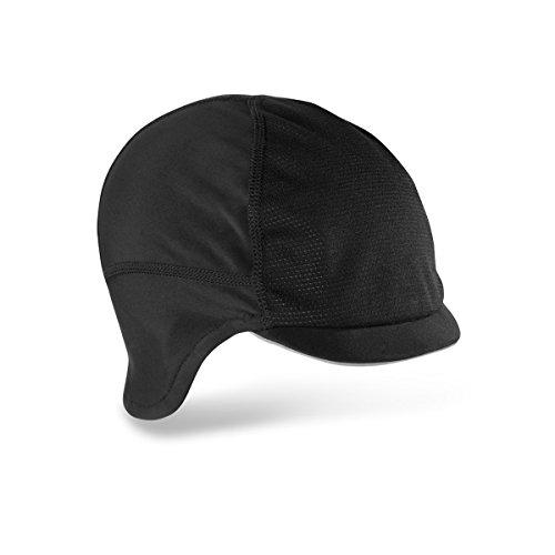 Giro Ambient Casquette sous Casque en Noir Taille S/M 51–57 cm, Noir