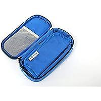 Alger Liliya& Insulinkühlkoffer Tragbare Medizin gekühlte Paketisolierungstasche mit blauem 20 * 5 * 10.5 * 5.5cm preisvergleich bei billige-tabletten.eu