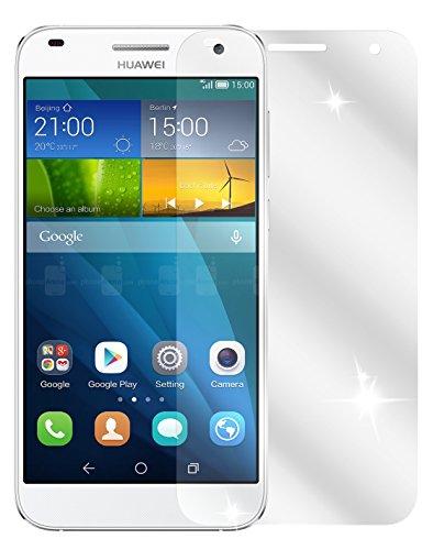 dipos I 6X Schutzfolie klar passend für Huawei Ascend G7 Folie Bildschirmschutzfolie