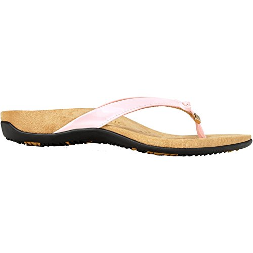 Vionic Womens Rest Bella II Pink Synthetic Sandals 39 EU