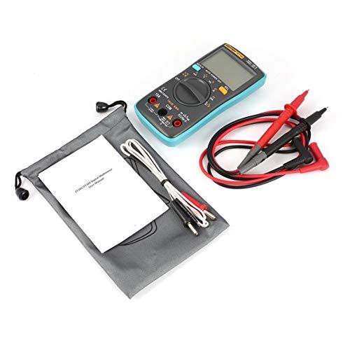 Heaviesk Für ZOTEK ZT102 Mini 6000 Zählt Auto Range Digital Multimeter AC/DC Spannungsprüfer mit Temperaturmessung