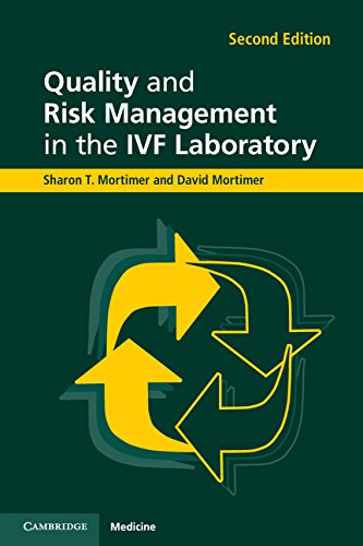Quality and Risk Management in the IVF Laboratory (English Edition)