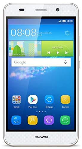 Huawei Y6 Dual Sim White - Huawei Y6 Dual Sim - 8 GB, 1GB RAM, 3G, White