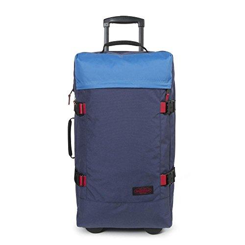 Eastpak Tranverz M Valise - 67 cm - 80 L - Combo Blue (Multicolore)