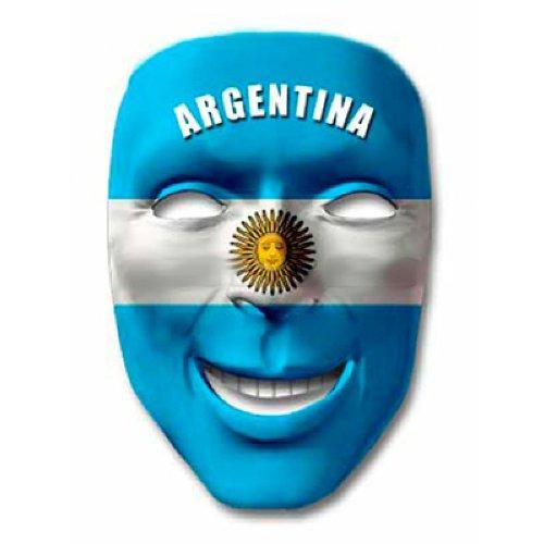 Argentinien Fanmaske (Argentinien Un Kostüm)