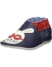 Robeez Smart Rabbit, Chaussons Bébé Garçon
