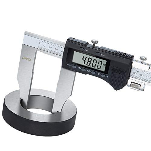 WYN Messschieber Digital Hochpräzise mit LCD Anzeige wasserdichte Präzisionsmesswerkzeug Edelstahlinstrument 0-500/600/800/1000mm,0-800MM