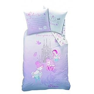 Alpes Blanc Disney Princesses Duvet Cover 140x 200cm Rendez-Vous