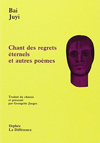 Chant des regrets eternels 100697