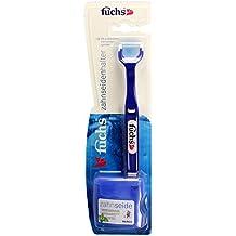 Seda de dientes con dispensador