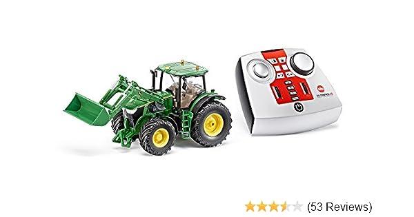 Baufahrzeuge & Traktoren Spielzeug Siku Control 1:32 John Deere 8345r Feine Verarbeitung