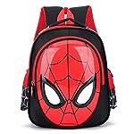 3-6 Year kids bags School Bags For Boys Spiderman Waterproof Backpacks Child Spiderman Book bag Kids Shoulder Bag Satchel...
