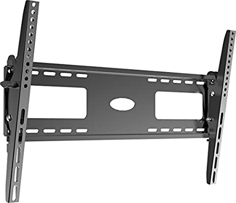 Stealth Mounts Tilting TV Wall Bracket for up to 70 inch Flat screen/LED/LCD/Plasma/Curved TVs