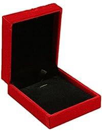 aaa3ff7f80 SODIAL Espositore porta monete per confezione regalo monete commemorative da  35 mm Rosso