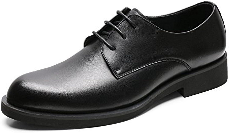 Herren Kleid Brogues Business Schuhe Smart Lace ups Derby Für Männer Hochzeitsschuhe
