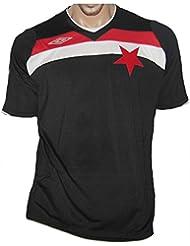08-09 Slavia Prag Away Trikot - L