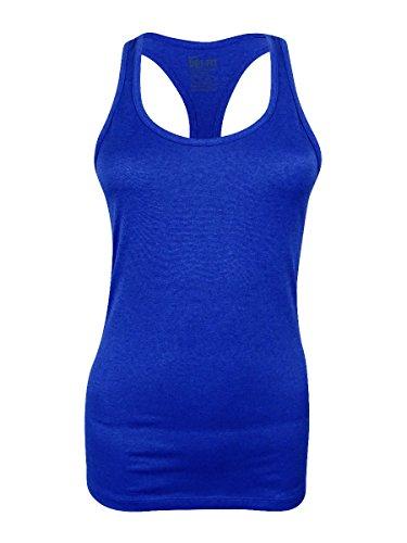Nike Balance Débardeur pour femme bleu roi