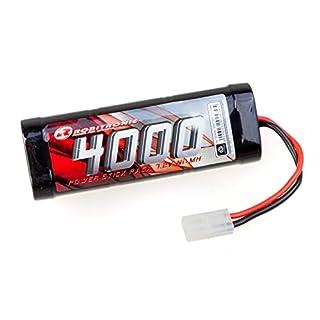 Robitronic SC4000 - NiMH 7,2V, Stick Pack, Ferngesteuerte Modelle und Zubehör, 4000mAh
