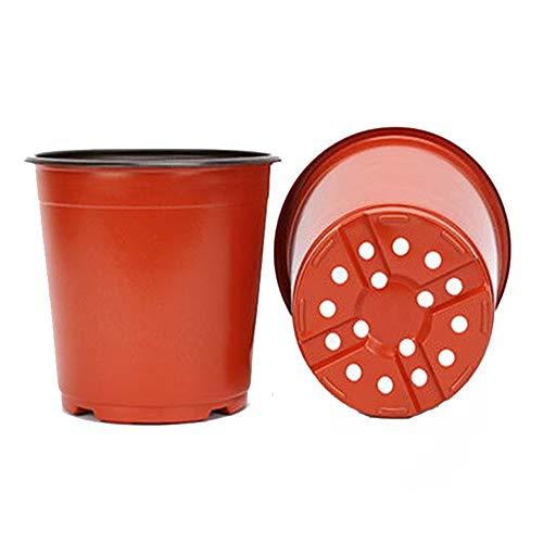 hlw sports-folwer vasi di fiori per la casa starter kit di piante da vivaio piantine di semenzaio vasi di partenza fioriera contenitore-commercio all'ingrosso per il giardino cortile balcone