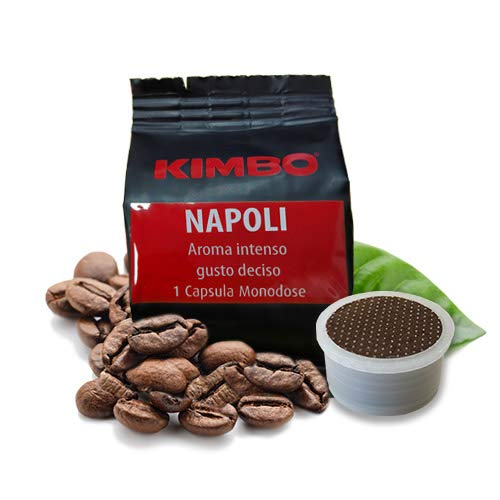 100 Cialde Capsule Caffe' Compatibili Espresso Point Kimbo Adesso Espresso