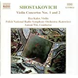 Schostakowitsch: Violinkonzert 1 und 2 Wit