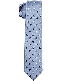 Finden Sie den niedrigsten Preis große Vielfalt Modelle detaillierter Blick Suchergebnis auf Amazon.de für: tommy hilfiger krawatte blau ...