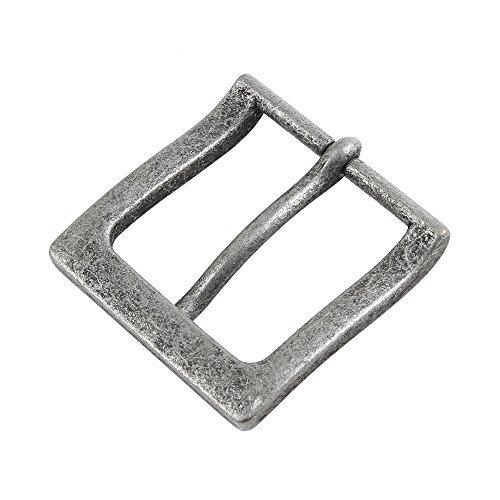 NPET Mens Unique Belt Buckle Suitable For Snap Fit Belts 1.5 inches wide