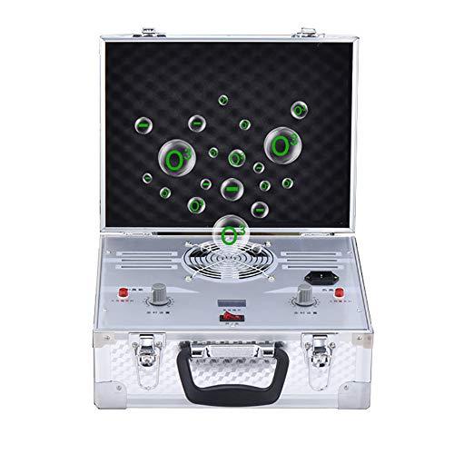 Isunking Medidor de Generador de Ozono de 220V, Esterilizador de Purificador de Aire 7g/h con Anión...