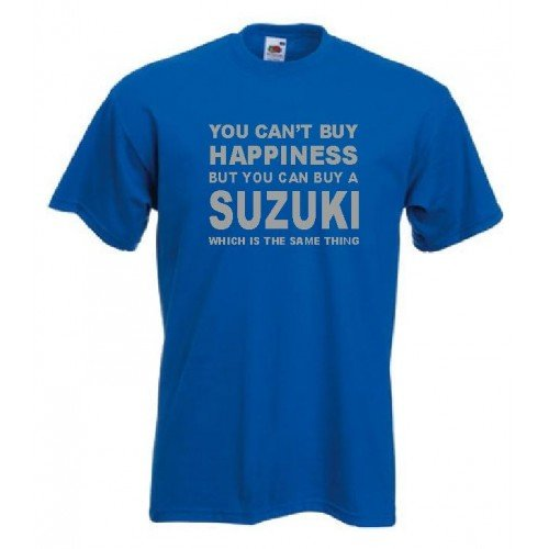 you-cant-buy-happiness-but-you-can-buy-a-suzuki-funny-t-shirt-sizes-s-xxl-various-colours