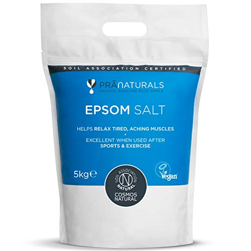 PraNaturals Epsom Sal 1 kg/5 kg