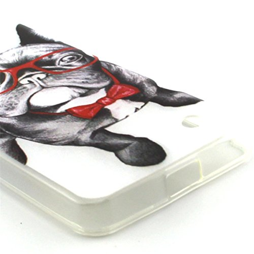 ANNNWZZD Soft TPU Case Tasche schutzhülle für Microsoft Lumia 550 Nokia N550 Cover / Case / Bumper Hülle Schutzhülle / Rückdeckel Schutzhülle / Handy Hülle / Ultra-thin soft shell,A07 A03