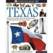 Texas (Eyewitness Books) by Simon Adams (2003-08-01)
