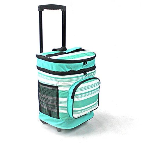 Outdoor-Aufbewahrungsbox Stäbe Große Kapazität Oxford Picknick-Taschen Tiefkühlkost Taschen Portable