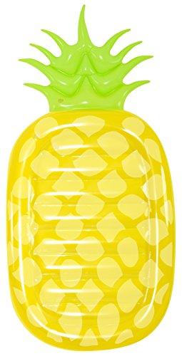 Jilong 37348 - materassino gonfiabile ananas jumbo pineapple mattress