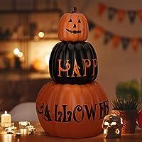OUSFOT Halloween Pumpkin Lights