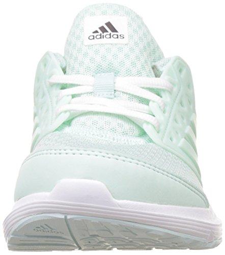 adidas Damen Galaxy 3 Trainingsschuhe, Dunkelviolett, 36 EU Grün (ice Mint /ice Mint /core Black)
