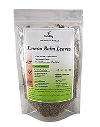 VY VedaYug Lemon Blam/Lemon Balm Tea Leaves/Lemon Balm Tea: 50 g