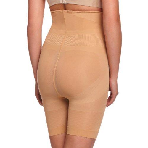 MAGIC Bodyfashion Damen Miederpants Slimshaper Beige (Skin 1953)