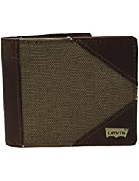 Levis Leather Brown Men's Wallet (77173-0795)