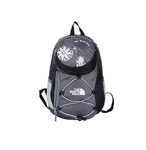 Wmshpeds La moda casual Borsa a Tracolla Sport piccolo sacchetto di alpinismo Passeggiate all'aperto nello zaino borsa da viaggio G