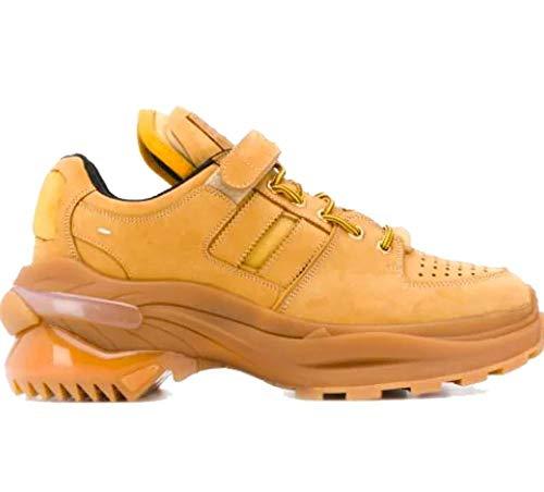 Maison Margiela Luxury Fashion Uomo S37WS0465P2702H6914 Beige Sneakers | Autunno Inverno 19