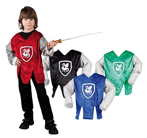 Prezer Ritter Drachen Shirt 2 Farben (Prinz Von England Kostüm)