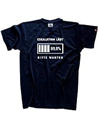 Eskalation lädt - Bitte warten T-Shirt S-XXXL