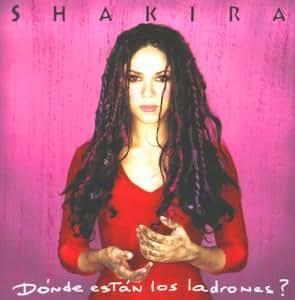 Donde Estan Los Ladrones Shakira Amazon De Musik