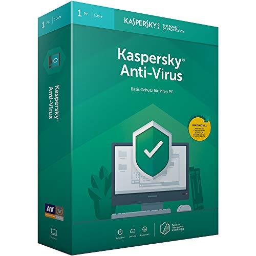 Kaspersky Anti-Virus 2019 Standard | 1 Gerät | 1 Jahr | Windows | Box | Download