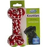 Knotties Knotty Puppy Bone Dog, Small