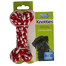 Pet Brands Knotty Bone, 12 cm (Small)
