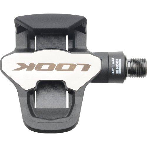 Look Kéo blade 2 - Pedales para bicicleta, color carbono