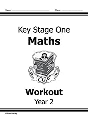 KS1 Maths Workout - Year 2 (for the New Curriculum): Workout Book